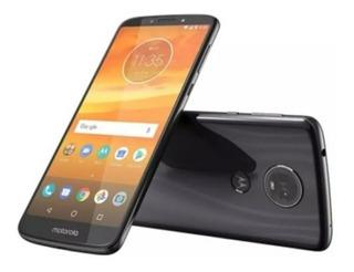 Motorola Moto E5 Plus +forro+vidrio