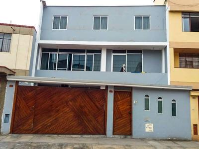 Vendo Casa De 03 Pisos