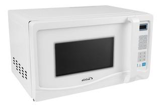 Horno Microondas 20 Litros (0.7 Pies³), Abba Color Blanco