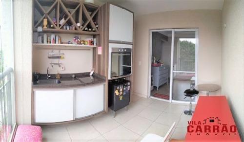 A2191 -  Apartamento 2 Dorms. (1 Suíte), Belenzinho - São Paulo/sp - A2191