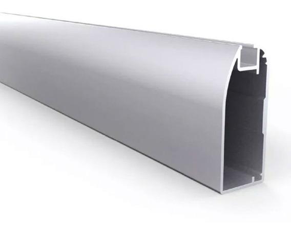 Perfil Aluminio Zenit Puerta Mueble Cocina Alacena 20x45x3mt