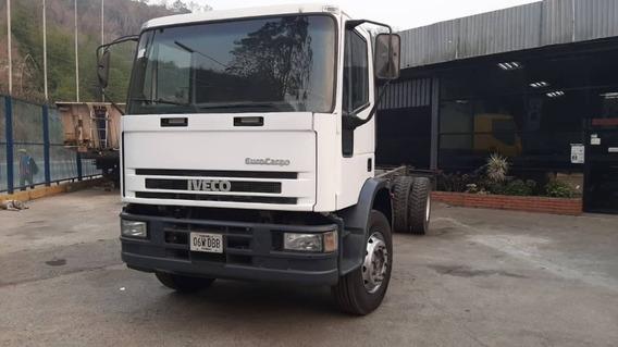 Iveco Euro Cargo Tector 170e22 Chasis