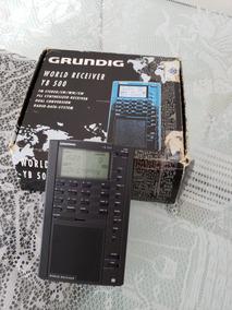 Radio Grundig Yacht Boy500 Am/fm/lw/mw/sw-rds-colecionadores