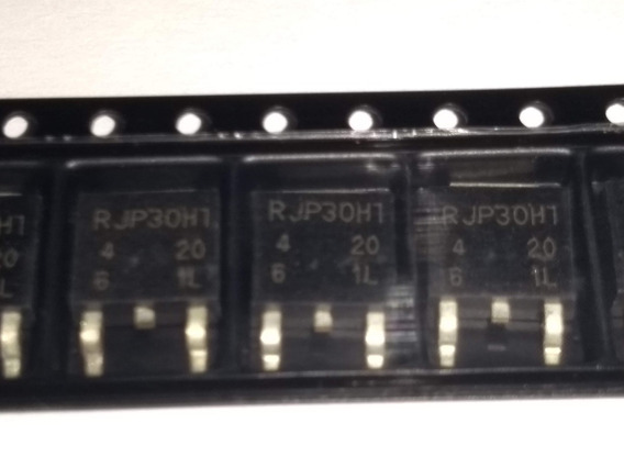 3 Transistor Smd Rjp30h1 - Rjp30 H1 - To252 - Original