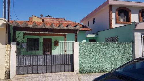 Imagem 1 de 22 de Casa Terrea Jordanopolis - Venda E Locaçao.  Sbc - Ca10411