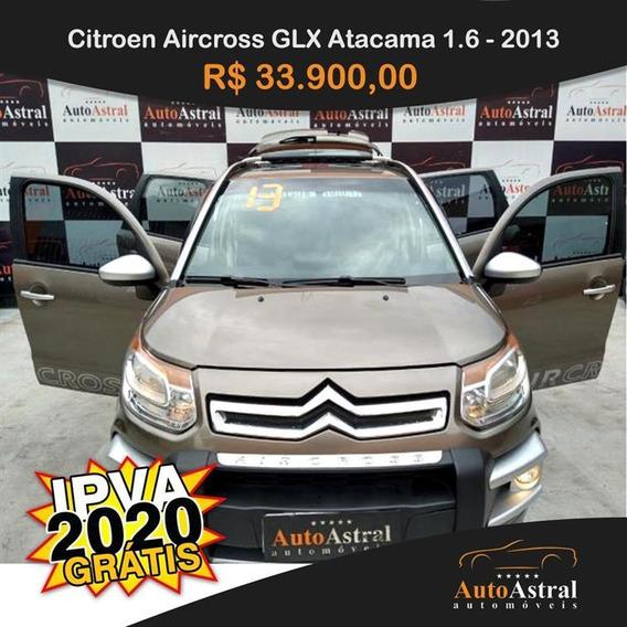 Citroen Aircross Glx Atacama 1.6 16v Bva (flex) (aut) Fle