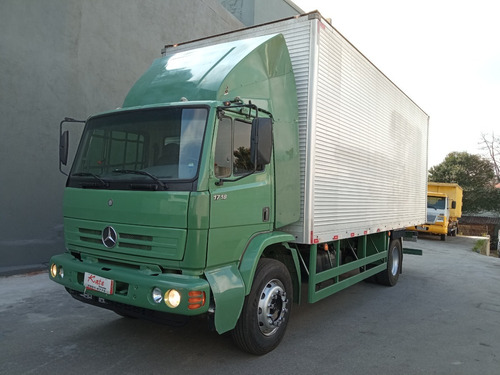 Mercedes Benz 1718 Toco Bau
