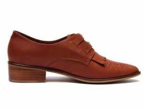Zapato Dagorret Nuevo De Cuero