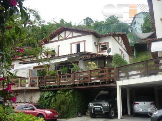 Casa Com 4 Dormitórios À Venda, 2400 M² Por R$ 990.000 - Santa Rosa - Niterói/rj - Ca0593