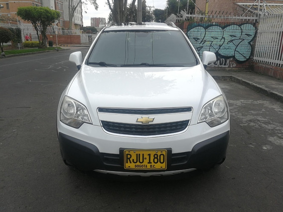 Chevrolet Captiva Sport Fe Mt2400cc Blanco Arti Aa Ab Abs Dh