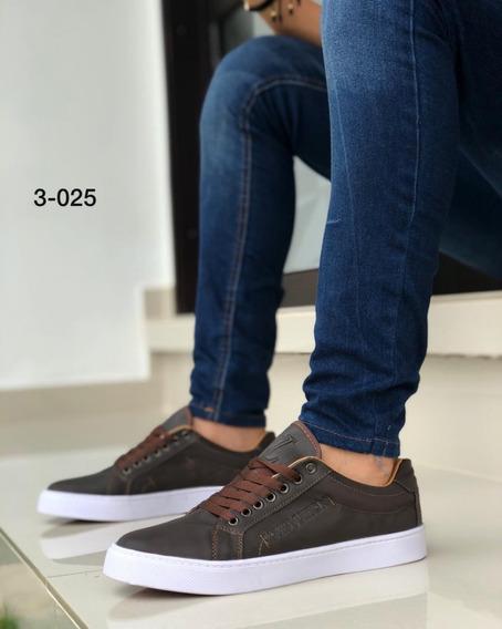 Zapato Tenis Deportivo Hombre + Envio Gratis