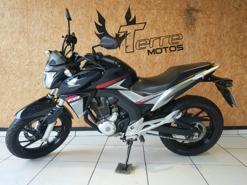 Honda - Cb 250 Twister 2018