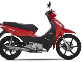 Honda Biz 125 0km Trimoto Financio Anticipo Y Cuotas