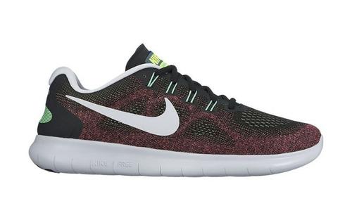 Zapatillas Nike Free Rn 2017 Running Hombre - $3.180,00