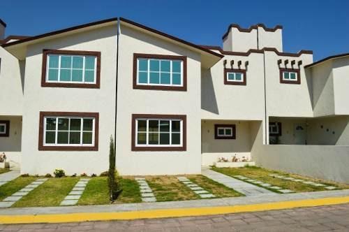Las Mejores Casas De La Zona, Desarrollo Residencial Mediterráneo, Coacalco.