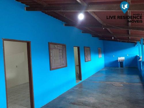Imagem 1 de 15 de Chácara Com Pomar Formado, Totalmente Plana! Live Residence - 5728