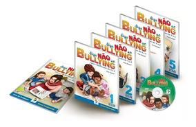 Coleção Diga Não Ao Bullying Fatos E Reflexõe De A A Z + Dvd