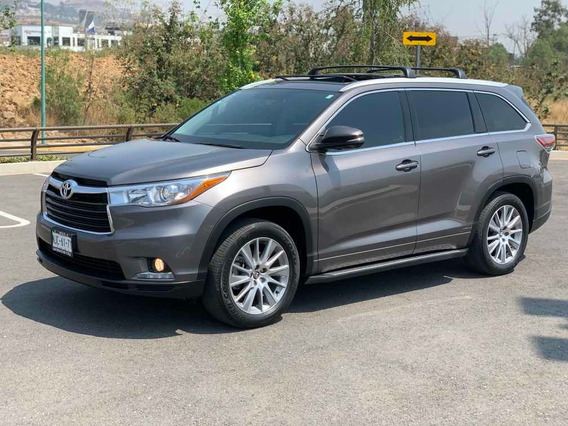 Toyota Highlander 2016 3.5 Limited Factura Original
