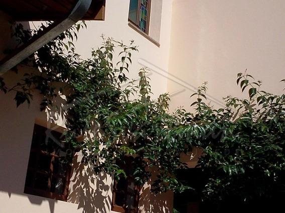 Casa Com 3 Dormitórios À Venda, 249 M² Por R$ 630.000,00 - Bosque De Barão Geraldo - Campinas/sp - Ca2809