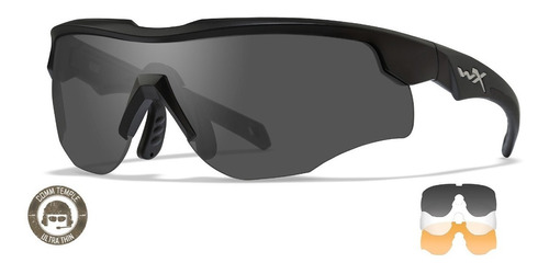 Óculos Balístico - Wx Rogue Comunicador - Wiley X