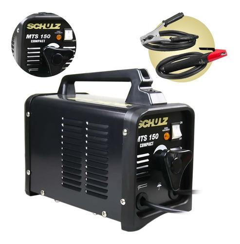 Maquina De Solda Transformador Compact 150a Mts150 Schulz