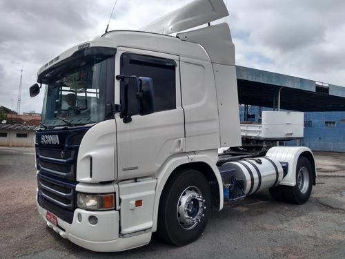 Scania P360 4x2 2014 Automática!