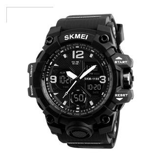 Reloj Hombre Skmei 1155 Militar Moderno Sumergible Deportivo