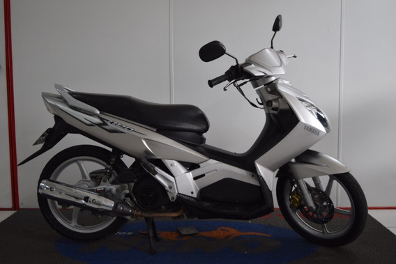 Yamaha Neo 115 Prata