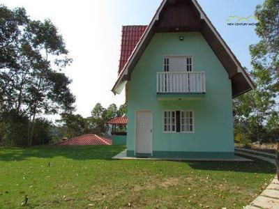 Casa Residencial À Venda, Pedra Azul, Domingos Martins. - Codigo: Ca0114 - Ca0114