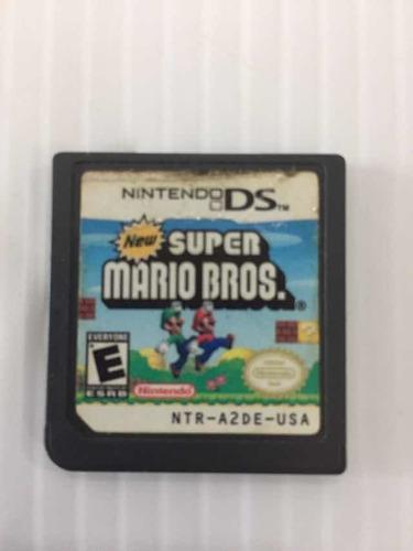 Imagen 1 de 1 de Súper Mario Bros Ds
