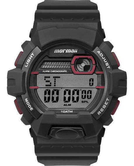 Relógio Masculino Digital Mormaii Mo8090ac/8r