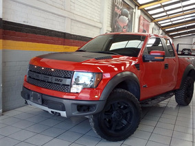 Ford Lobo Raptor Svt V8 6.2 Lts 411 Hp 4x4