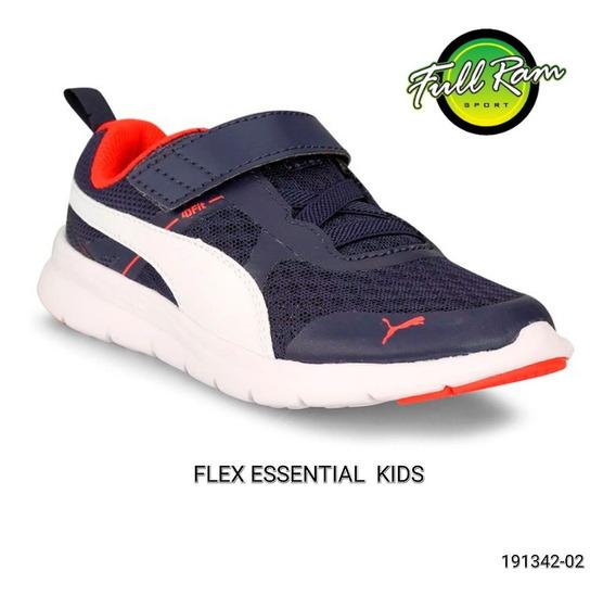 Zapatillas Puma Flex Essential V Ps Adp Infantil Puma