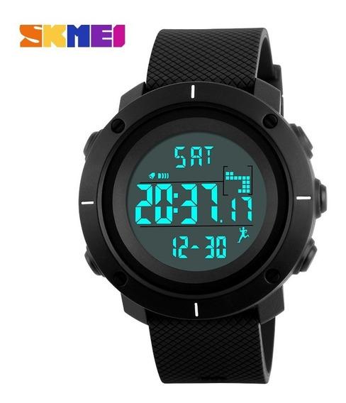 Relógio Masculino Digital Skmei Com Garantia Original