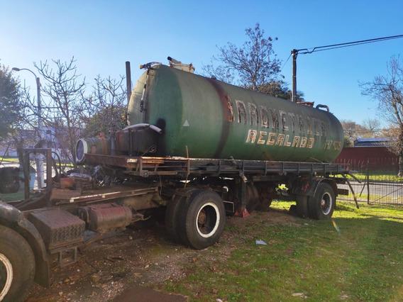 Tanque Cisterna 18000 Litros Para Barométrica