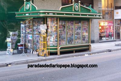 Parada De Diarios En Microcentro Porteño Paradaspepe