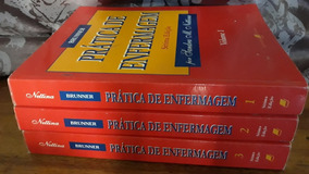 Brunner Prática De Enfermagem - 3 VolumesSandra M. Nettina