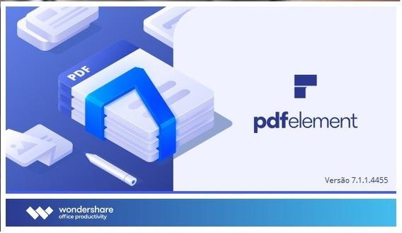 Pdf Element - Editor De Pdf Pro 7.1.1único No Mercado Livre.