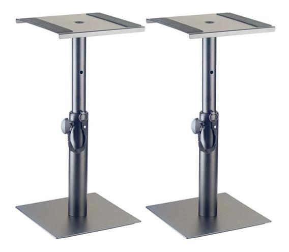 Suporte Para Monitor Stagg Smos-05 Set Para Monitor De Som