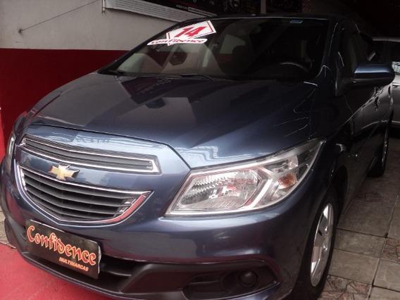 Chevrolet Onix 1.0 Lt 5p 2014 80000 Km $28990,00 Completo