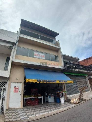 Sala Para Alugar, 125 M² Por R$ 1.500,00/mês - Guaianases - São Paulo/sp - Sa0048