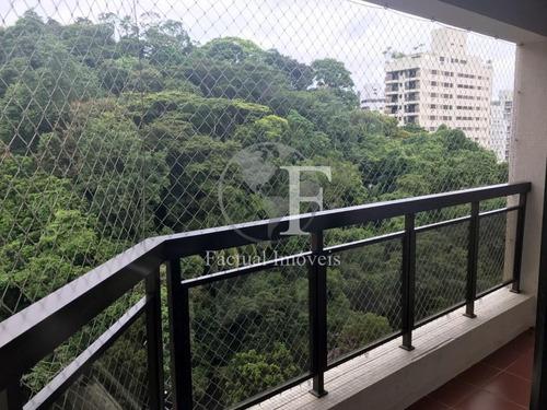 Apartamento Com 3 Dormitórios À Venda, 100 M² Por R$ 530.000,00 - Pitangueiras - Guarujá/sp - Ap9409