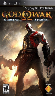 God Of War Ghost Of Sparta Juego De Psp, Android O Pc