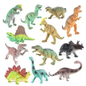Realistas Juguete Jurásicos Dinosaurios De 12 Pack SUVpzM