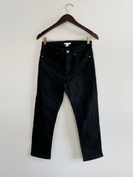 Pantalon De Garbardina Skinny H&m