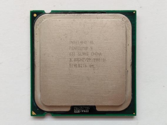 Processador Intel 775 Pentium ® 4 631 3.00ghz (ml91)