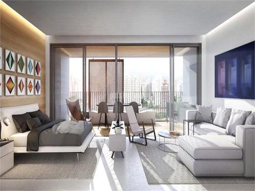 Excelente Apartamento No Itaim - Pj52169