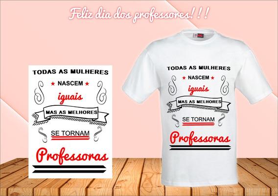 Dia Dos Professores Camisas E Canecas Personalizadas