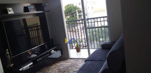 Apartamento Com 2 Dormitórios À Venda, 50 M² Por R$ 300.000,00 - Vila Augusta - Guarulhos/sp - Ap0127