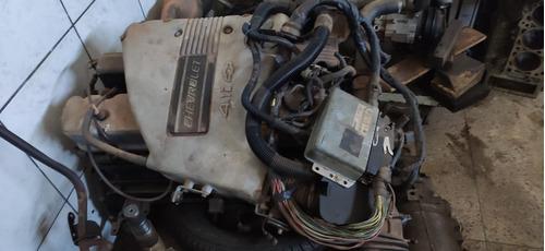 Imagem 1 de 2 de Motor Chevrolet 4.1i 6cc 168cv